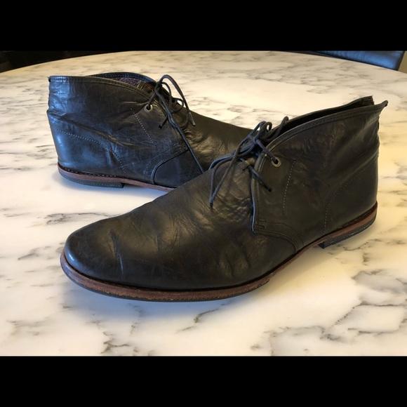 Timberland Wodehouse Chukka boots US size 11 Black